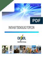 Inovasi Teknologi Topcon