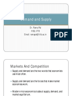 2_Demand and Supply