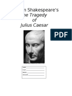 Julius Caesar Stdy Packet