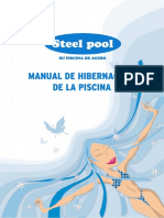 Manual Hibernacion de la piscina