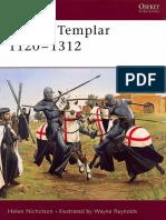 Osprey - Warrior 091 - Knight Templar 1120-1312 - EPC