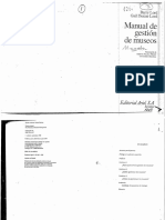 B. Lord - Manual for Museum Management ESP
