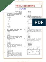 IES OBJ Electrical Engineering 2000 Paper II