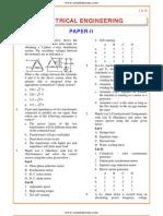 IES OBJ Electrical Engineering 2004 Paper II
