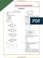 IES OBJ Electrical Engineering 2008 Paper II