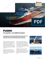 Fugro Symphony Flyer