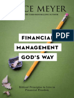 Financial Management Gods Way