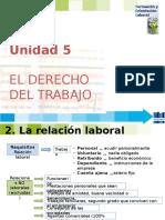 Fol 5 El Derecho Del Trabajo-2016