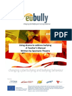 EU BULLY Teacher Guide Using Drama to Address Bullying ST FINAL