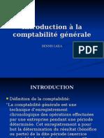 Introduction à La Comptabilité Générale