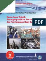 Dasar Dasar Teknik Penangkapan Ikan Penanganan Dan Penyimpanan Hasil Tangkap 2