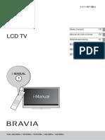 Sony Bravia KDL-55HX850 - Manual