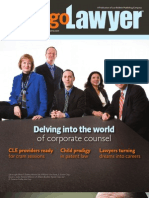 Chicago Lawyer Magazine April 2008