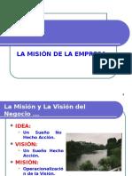 La Mision de La Empresa (1)