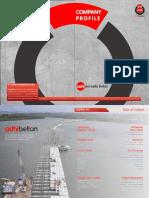 Adhi Persada Beton Company Profile