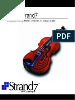 Using Strand7 Manual