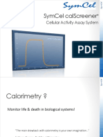 Cellular Activity Assay System-Call Screener