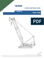 Liebherr LR1400-2 Volledige Brochure