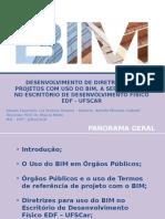 Desenvolvimento de Diretrizes de projetos com uso do BIM.pptx