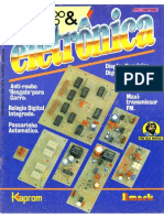 Aprendendo & Praticando Eletrônica Vol 11
