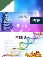 Que Es El ADN y ARN 9f Violeta (2) (1)