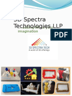 3D Spectra Technologies LLP - 3D Printing in India