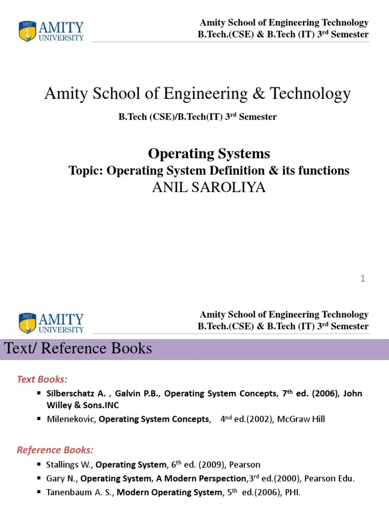 Operating Systems.pdf | Operating System | Computer Program