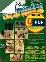 Aprendendo & Praticando Eletrônica Vol 20