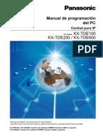 Manual de Programacion Del PC
