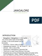 bangalore-140410030807-phpapp01