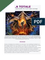 Dragonslair, Manuale Del Mago