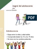 Salud Integral Del Adolescente (1)