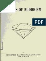 554. Facets of Buddhism - Venerable Hammalawa Saddhatissa