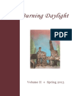 Burning Daylight Volume 2