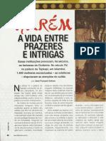 Harem - Revista