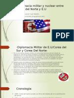 Diplomacia Militar y Nuclear Entre Corea Del Norte