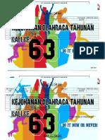 3. Senarai Nama Acara Balapan Dan Padang Lelaki Latest