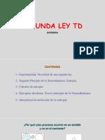102-Segunda Ley Td