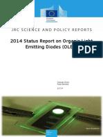 2014 Status Report on Organic Light