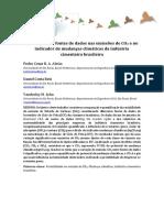 Influência das fontes de dados nas emissões de CO2 e no indicador de mudanças climáticas da indústria cimenteira brasileira