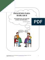 Libro imagenes para hablar