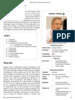 Anthony Giddens - Wikipedia, La Enciclopedia Libre