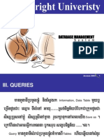 4- Database - Querys