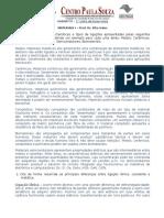 Gabarito 1 Lista Mat I - 2 Periodo CTMA CTMS