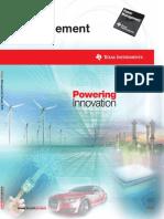 PowerManagement TI