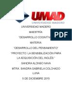 Sandra Alonso- UNIVERSIDAD MADERO Trabajo Final