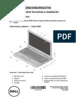 Vostro-3750 Setup Guide Es-mx