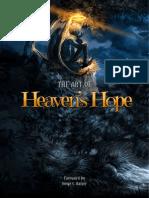 Artbook Heavens Hope ENGLISH