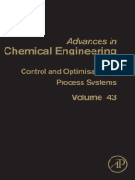 43. Control and Optimisation of Process Systems (2013)