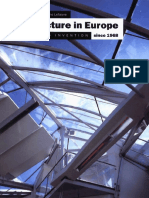 [Architecture eBook] Architecture in Europe